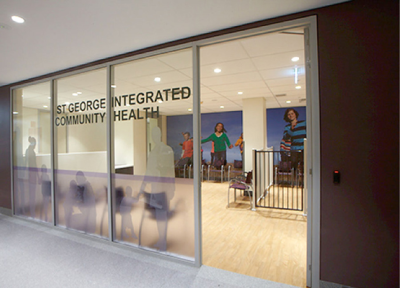 St George integrated Community Health Centre Opens