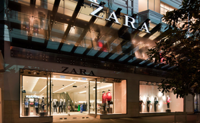 Zara: Australia and New Zealand roll out