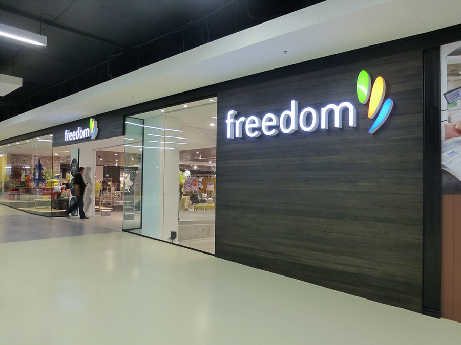 Bokor freedom furniture retail stores australia wide for Furnishing store