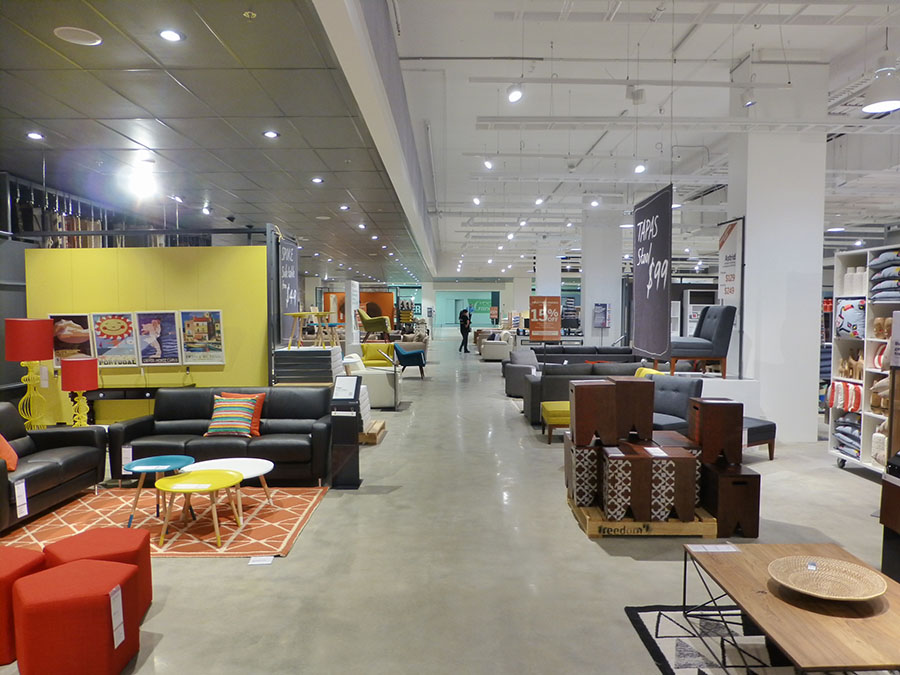 Bokor - Freedom Furniture Retail Stores Australia wide